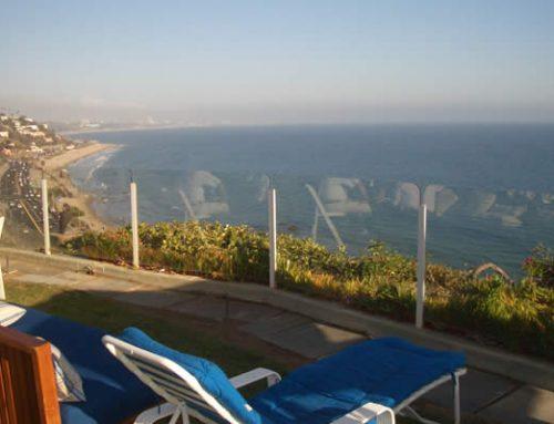 Malibu Home Overlooking Ocean